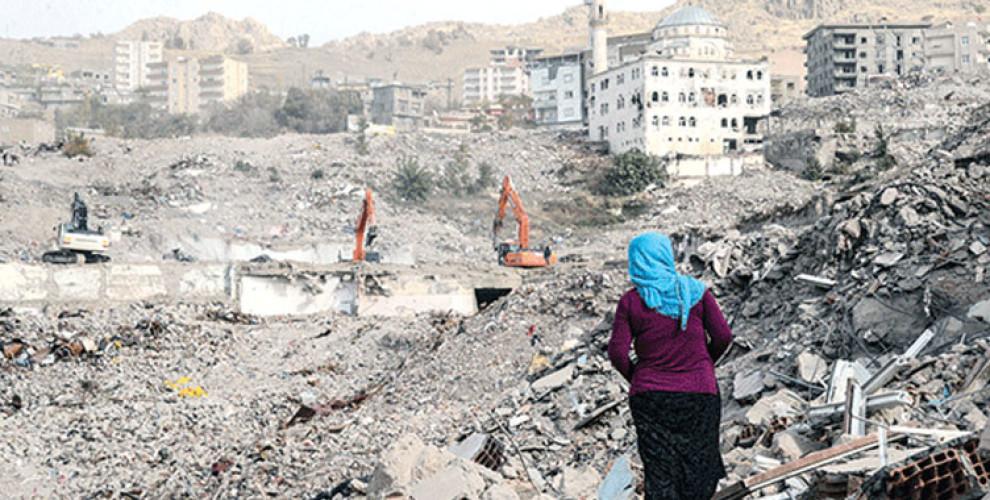 ANF | 70% of Şırnak has been demolished