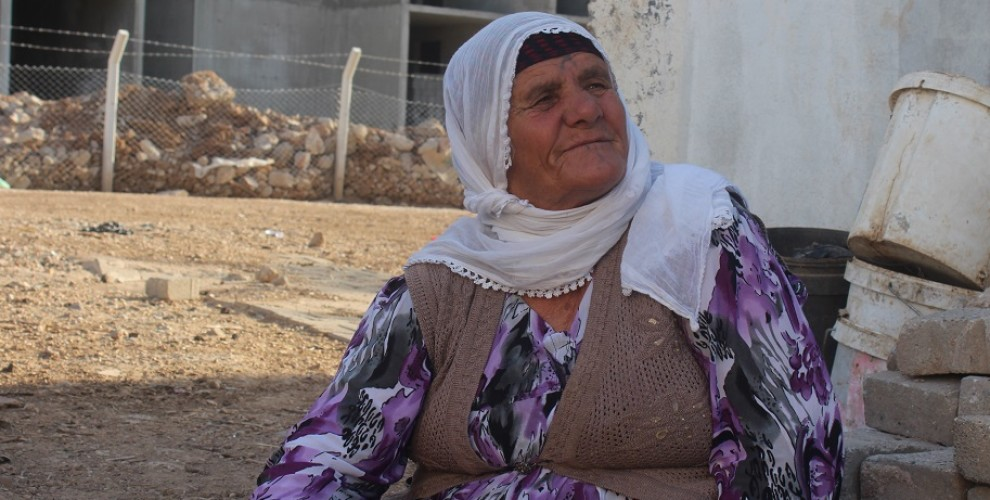 wanting Home Nusaybin and alone in