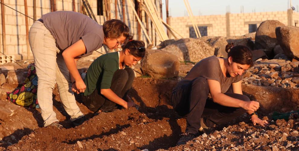 ANF | Internationalist campaign: 'Make Rojava Green Again'