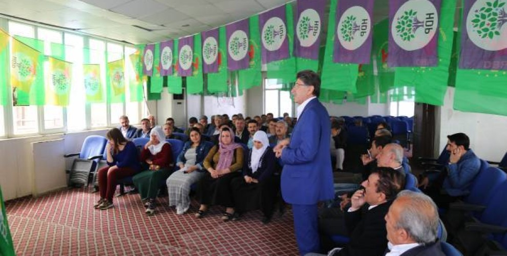 ANF | HDP elections campaign begins in Cizre