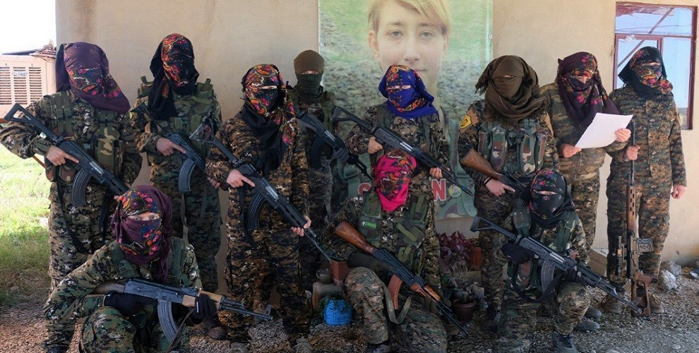 YPJ International: Capitalist patriarchy common enemy