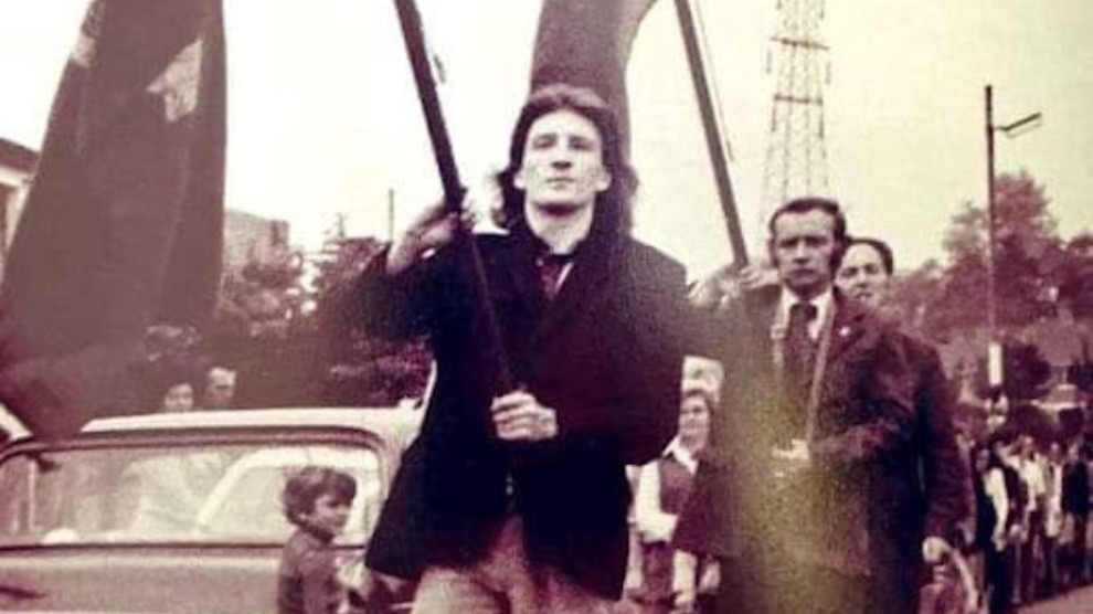 ANF | New photos of Irish hunger striker Bobby Sands discovered