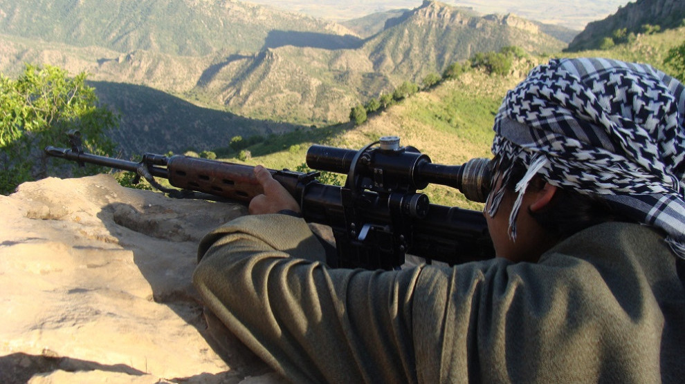Turkish soldier killed in Heftanin