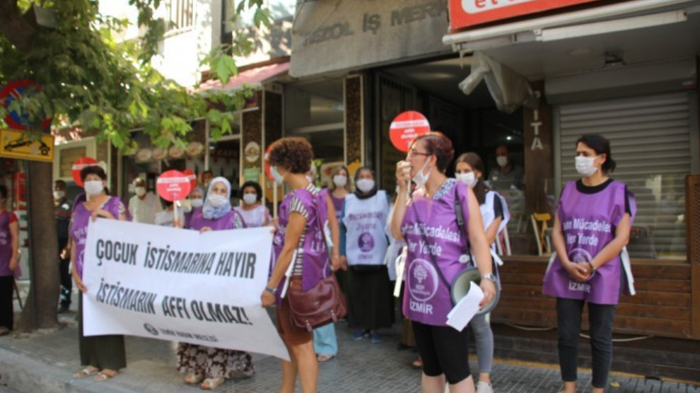 Anf Izmir Women Rape Is A Crime Against Humanity