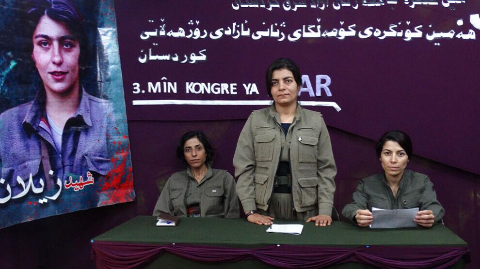 The East Kurdish Women's Association KJAR launches campaign against child marriage